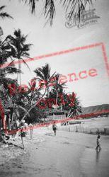 Honolulu Waikiki Beach c.1935, Hawaii
