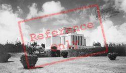 Laie, Lds Temple c.1935, Hawaii