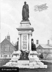 Hawarden, Gladstone Memorial And Library c.1935