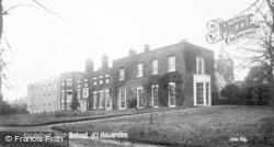 Hawarden, Knutsford Test School c.1935