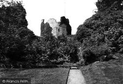 Hawarden, Old Castle 1888