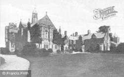 Hawarden, St Deiniol's Library c.1935