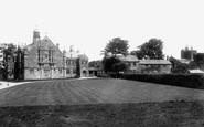 Hawarden, St Deiniols Library, Hostel and Church 1903