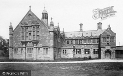 Hawarden, St Deniol's Library 1903