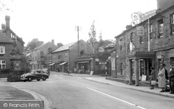 Hawarden, Village c.1955