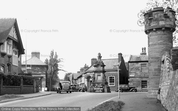 Hawarden, Village c1955