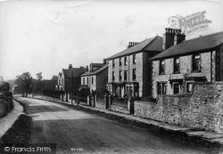 Hawes, Burtersett Road 1908
