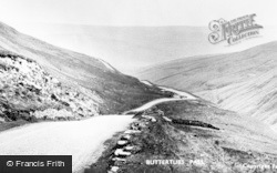 Hawes, Buttertubs Pass c.1950