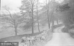 Hawes, Countersett Road c.1932