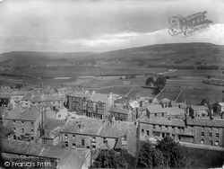 From Church Tower 1924, Hawes