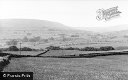 Hawes, From Muker Road c.1955