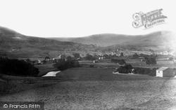 General View 1887, Hawes