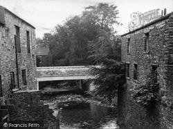 Hawes, Holme Bridge c.1955