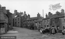 Hawes, Main Street c.1955