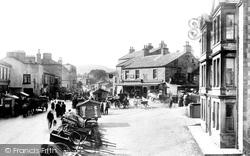 Hawes, Market Day 1908