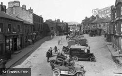 Market Place 1924, Hawes