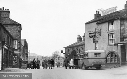 Hawes, Market Place c.1932