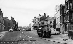Hawes, Market Place c.1960