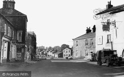 Hawes, Market Place c.1965