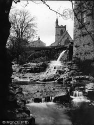 Hawes, St Margaret's Church 1889