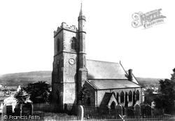 Hawes, St Margaret's Church 1900