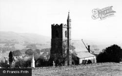 The Church c.1965, Hawes
