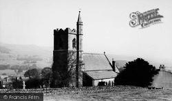 Hawes, The Church c.1965