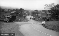 Hawes, The Village c.1960