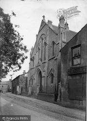 Hawes, Wesleyan Church 1914