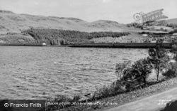 Haweswater, Dam c.1955, Haweswater Reservoir
