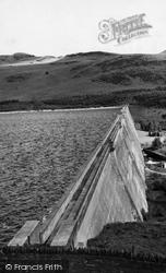 Haweswater, Dam c.1960, Haweswater Reservoir