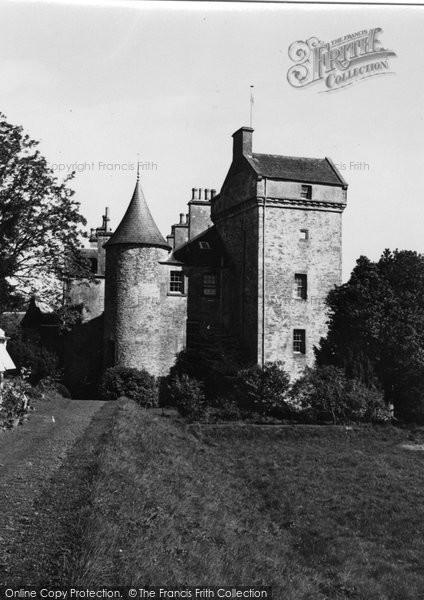 Photo of Hawick, Branxholm Castle 1950