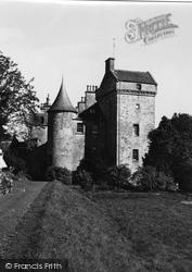 Hawick, Branxholm Castle 1950