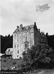 Cavers House 1950, Hawick