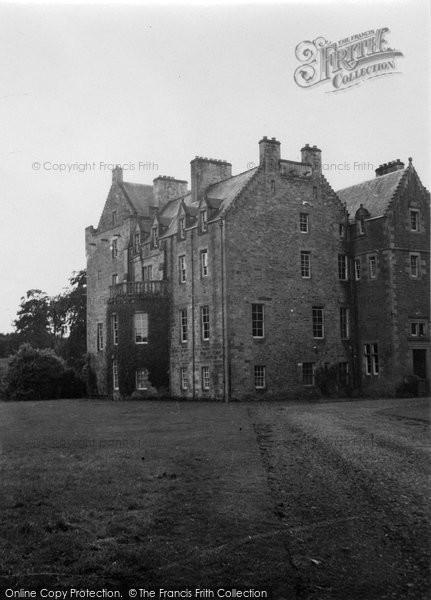 Photo of Hawick, Cavers House 1950