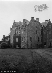 Hawick, Cavers House 1950