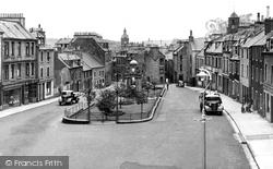 Hawick, Drumlanrig Square c.1955