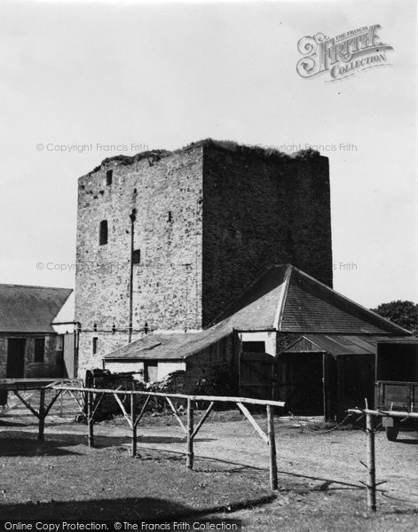Photo of Hawick, Goldielands Tower 1950