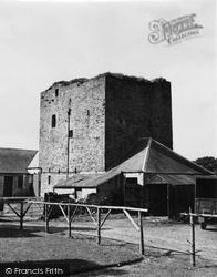 Goldielands Tower 1950, Hawick