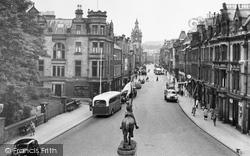 Hawick, High Street 1952