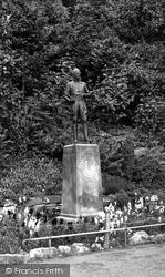 Hawick, Jimmie Guthrie Memorial c.1955