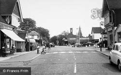High Street c.1960, Hawkhurst