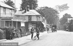 Highgate 1925, Hawkhurst