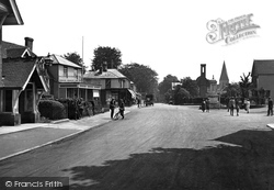 Highgate And Post Office 1925, Hawkhurst