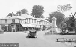 Highgate, The Memorial 1925, Hawkhurst