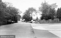 Main Road c.1960, Hawkhurst
