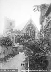St Laurence Church 1902, Hawkhurst