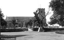 St Laurence's Church 1925, Hawkhurst