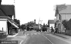 The Centre c.1965, Hawkhurst