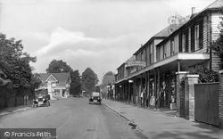 The Colonnade 1925, Hawkhurst